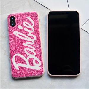 Barbie iPhone cases